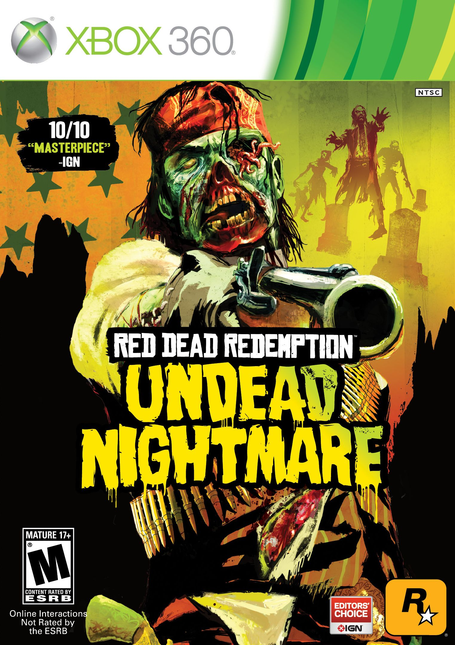 Red Dead Redemption Undead Nightmare Xbox360 video