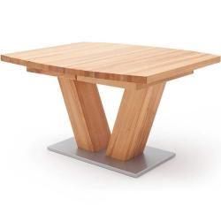 Photo of Mca Managua Ausziehtisch Bootsform 180/270x100cm Kernbuche/Silber Mca furniture