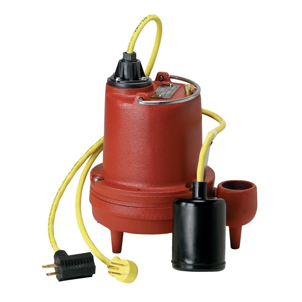 Liberty Pumps Ht 40 Series 4 10 Hp Submersible High Temperature