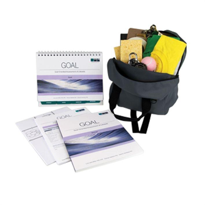 Goal-Oriented Assessment of Lifeskills™ (GOAL™) For My Job