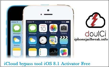 iCloud bypass tool iOS 8.1