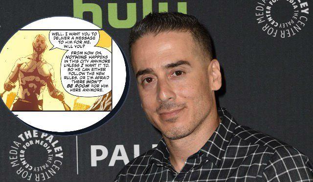 Arrow Season 6 Adds Kirk Acevedo as Villain Richard Dragon