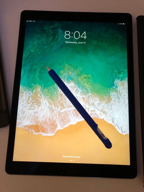 Ipad Pro 12 9inch 2nd Gen 64gb Cellular W Apple Pencil And Keyboard Case Ipad Pro Ipad Keyboard Case