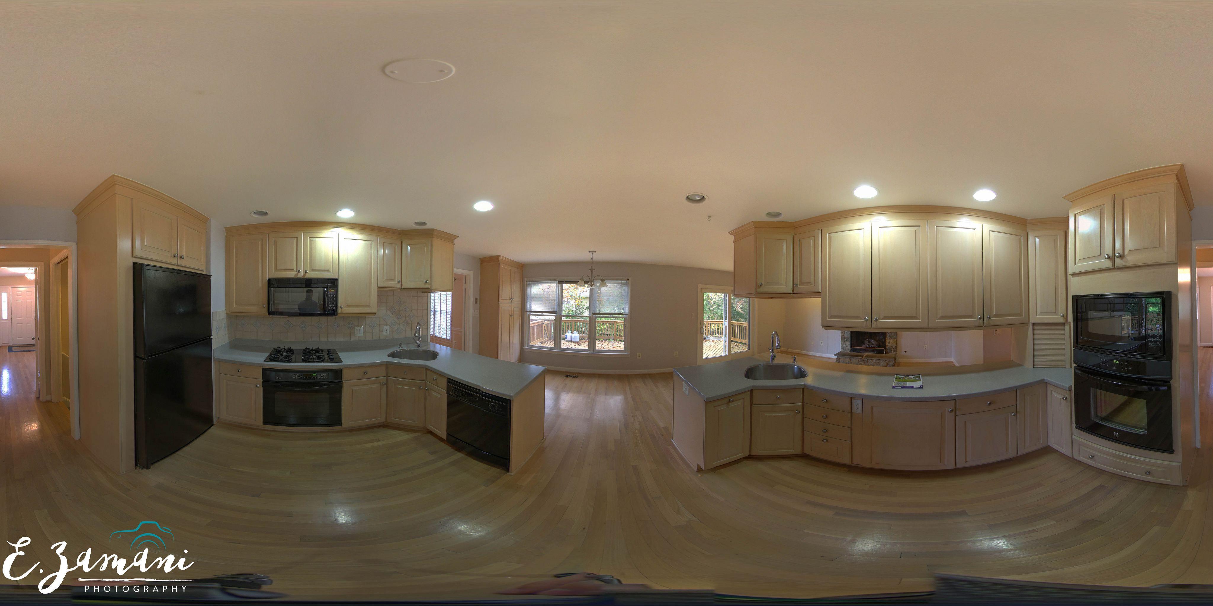 Virtual Tour Kitchen Designs