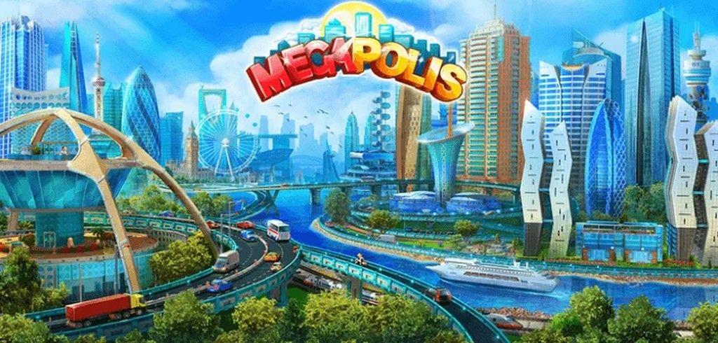 ดาวน์โหลด Megapolis 5.42 Apk + Mod สำหรับ Android ในปี 2020