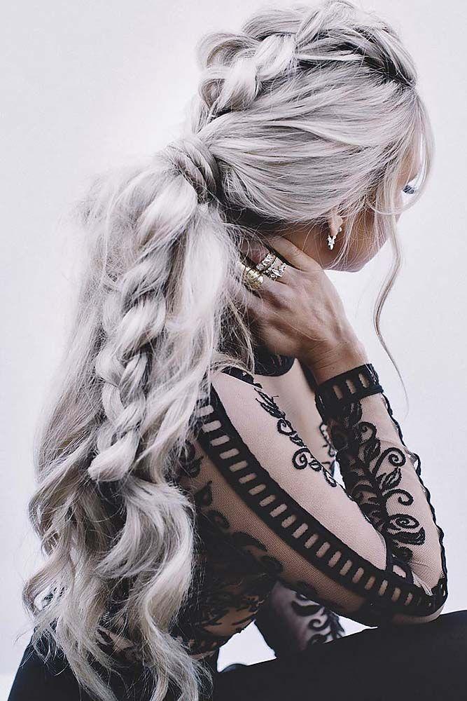 39 Braided Wedding Hair Ideas You Will Love Hair Hair Hair