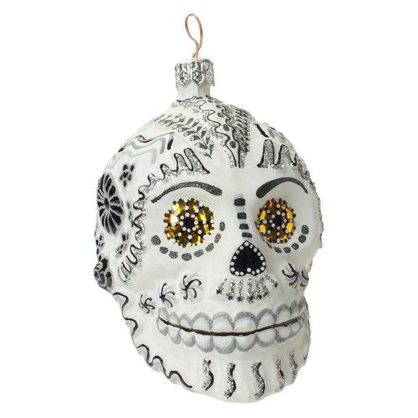 Sugar Skull Ornament II