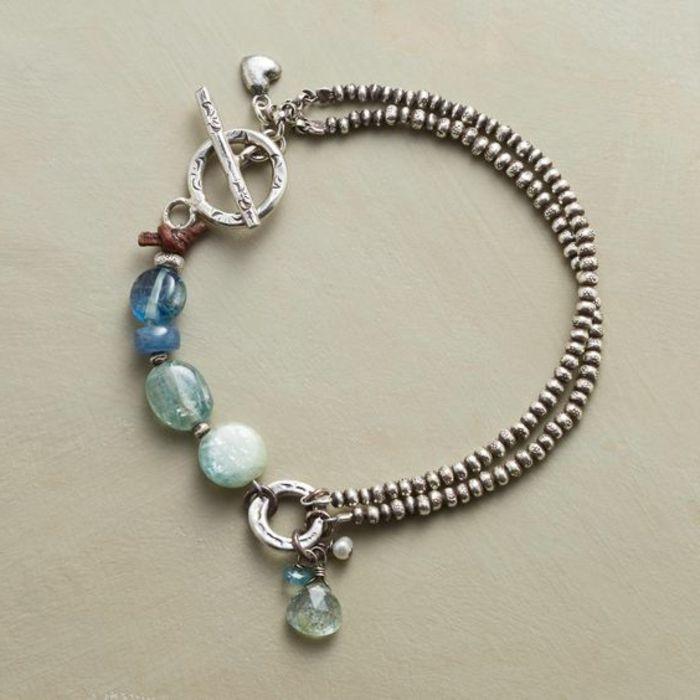 pulseras-de-plata-mujer-piedras-preciosas-tonos-azules-de-moda