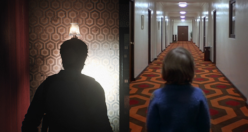 Left Evil Within 2 wallpaper. / Right The Shining's