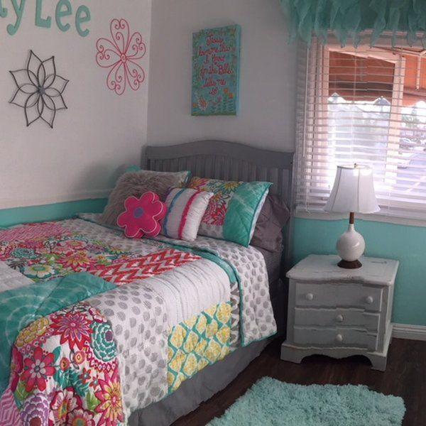 Sunset Beach Quilt Amp Sham In 2020 Tween Girl Bedroom