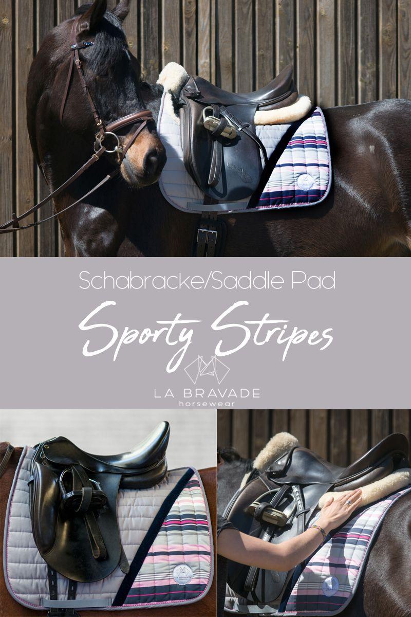Welche Schabracke steht deinem Pferd am besten? Rappe