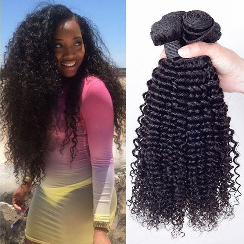 434 Aud Womens Brazilian Long Curly Wavy Hair Wig Hair Weave