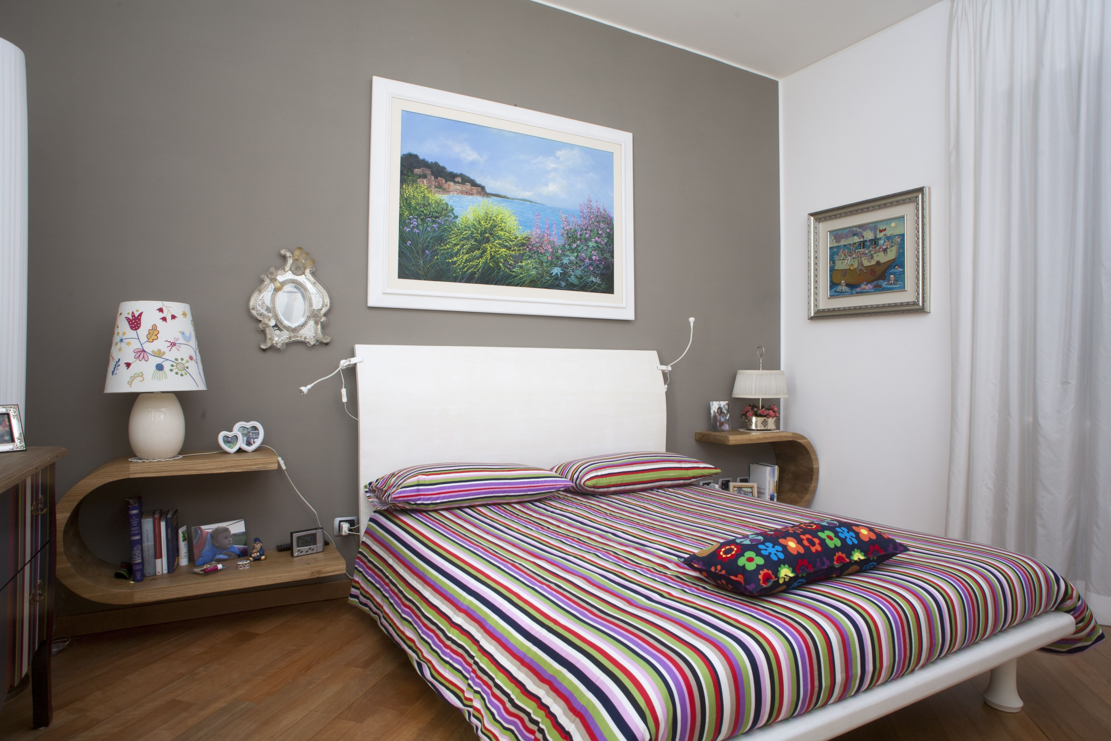 legnoeoltre.altervista.org camera da letto su misura in rovere ... - Camera Da Letto Su Misura
