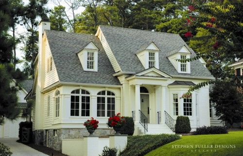 Swell 1930S Classic American Cottage Stephen Fuller Designs Download Free Architecture Designs Scobabritishbridgeorg