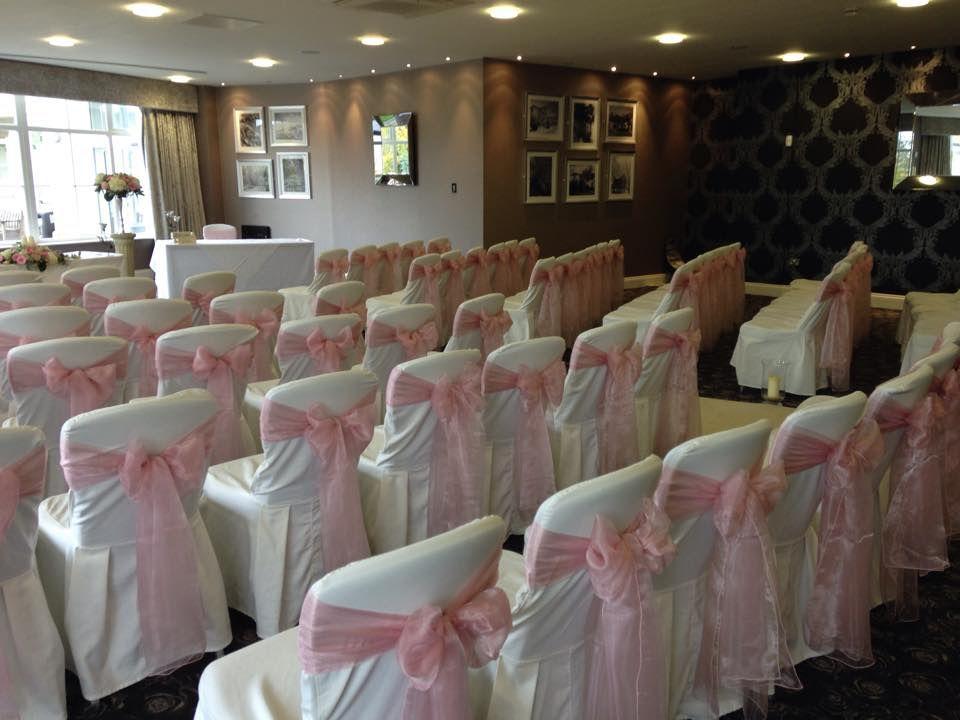 Pink Organza Ceremony