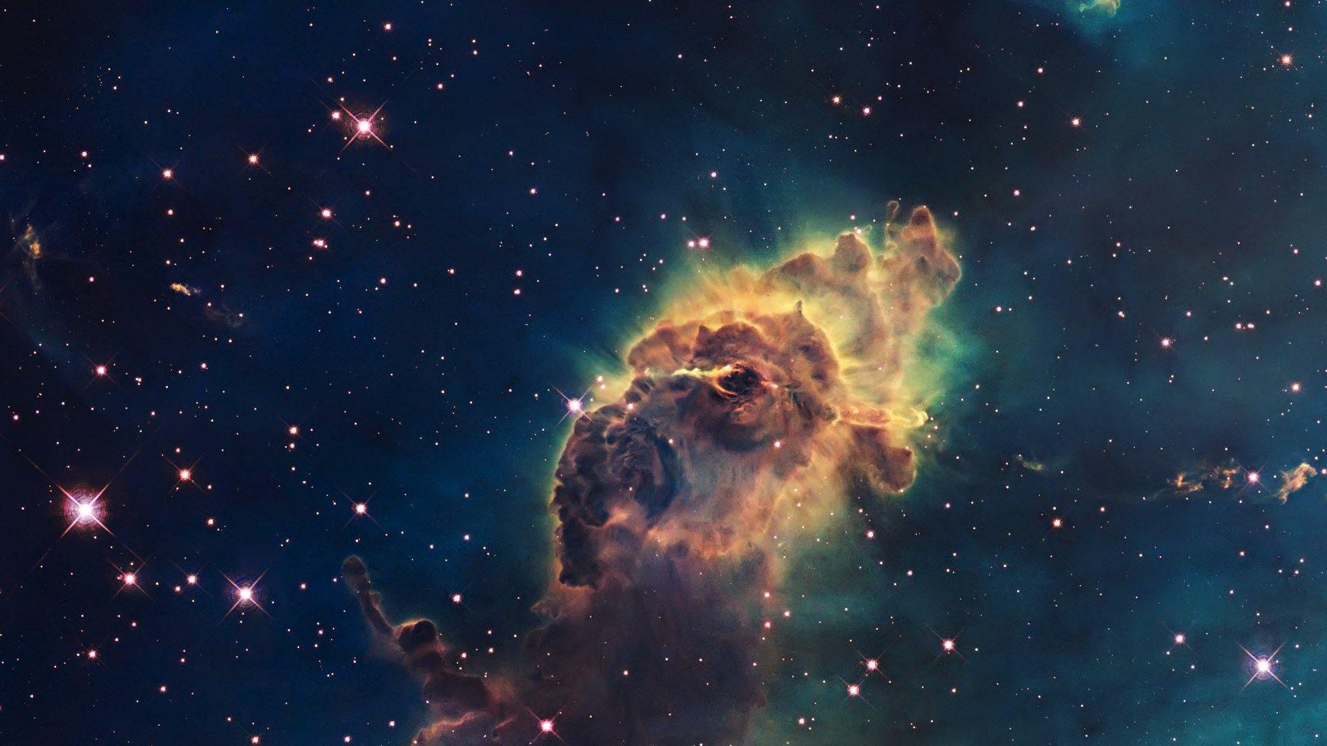 Cool Hd Space Galaxy Wallpapers: Cool Free Hd Nebula Wallpaper