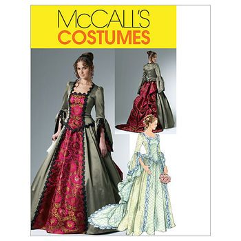 Mccall Pattern M6097 6-8-10-12 -Mccall Pattern | patterns ...