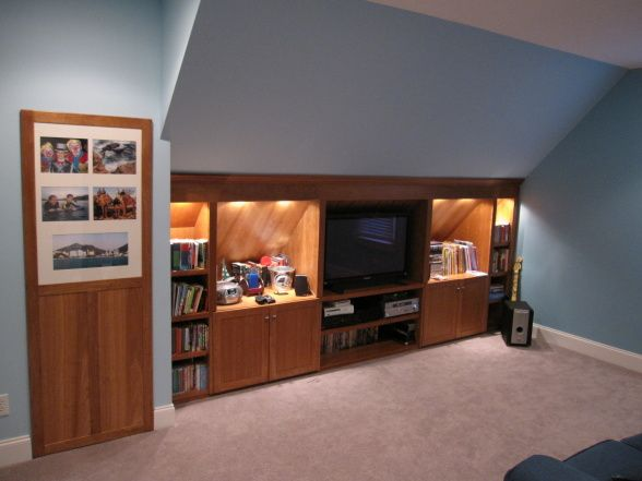 Game Room Ideas For Small Rooms