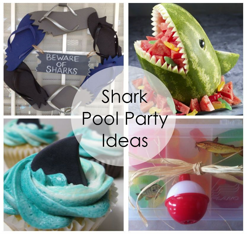 Shark Pool Party Ideas shark photo booth props shark birthday party shark party decor photo booth props Shark Pool Party Ideas Flickr Photo Sharing