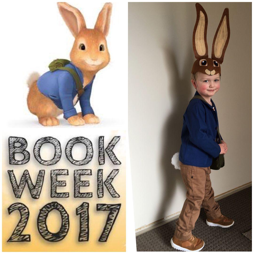 Childrens Mr Peter EASTER Rabbit Costume Fancy Dress World Book Day Week