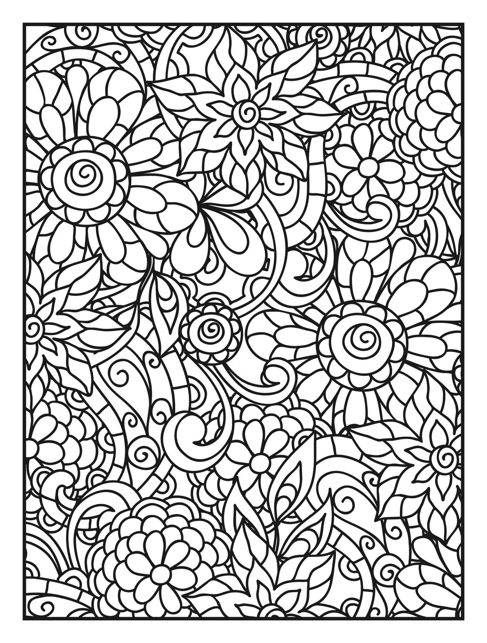 Kleurplaten Ontspanning Juf Maike Kleurplaten Kleurplaten Voor Kinderen Kleuren