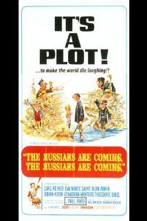 The Russians Are Coming The Russians Are Coming 1966 Poster