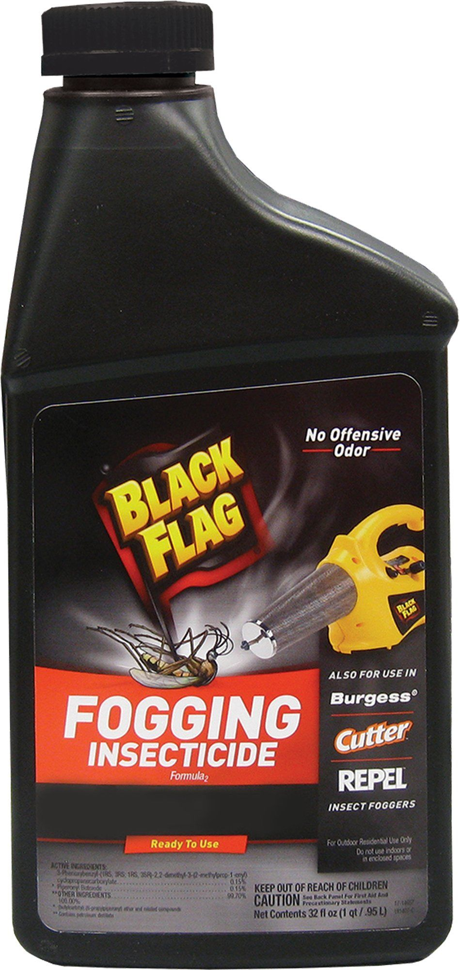 Black Flag 190255 Flying Insect In 2020 Insecticide Stink Bugs Mosquito
