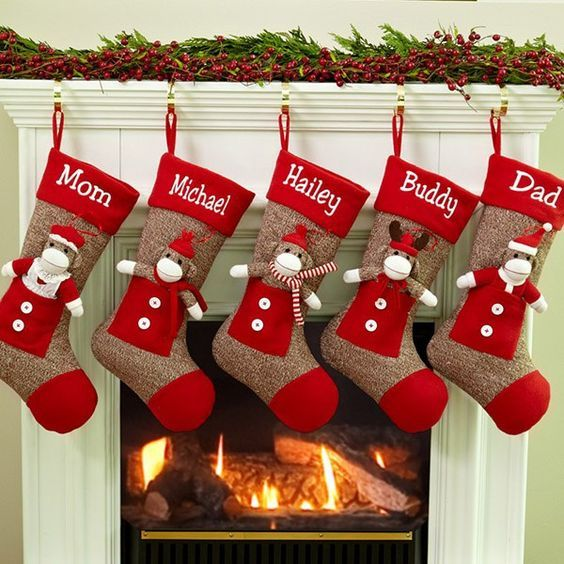 Do it yourself christmas stocking projects stockings diy do it yourself christmas stocking projects solutioingenieria Choice Image