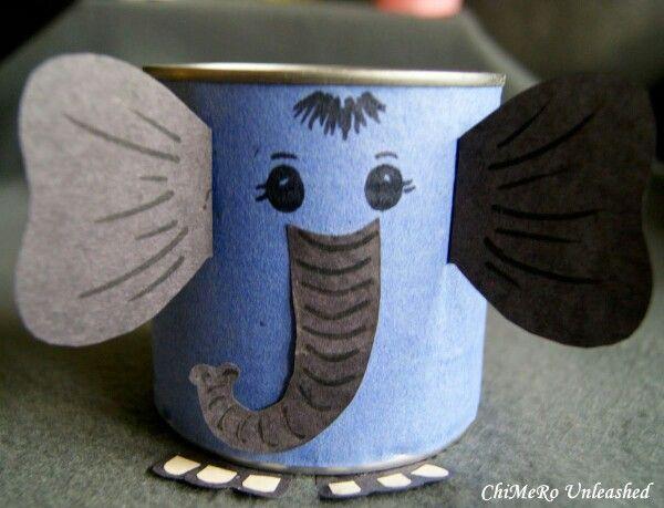 Lindo elefante!!