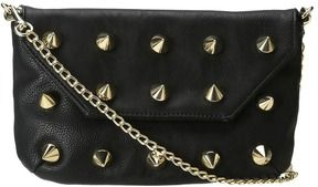 Steve Madden - We Can Still Rock Studs Crossbody (Black) - Bags and Luggage  on shopstyle.com ae31ca05ea887