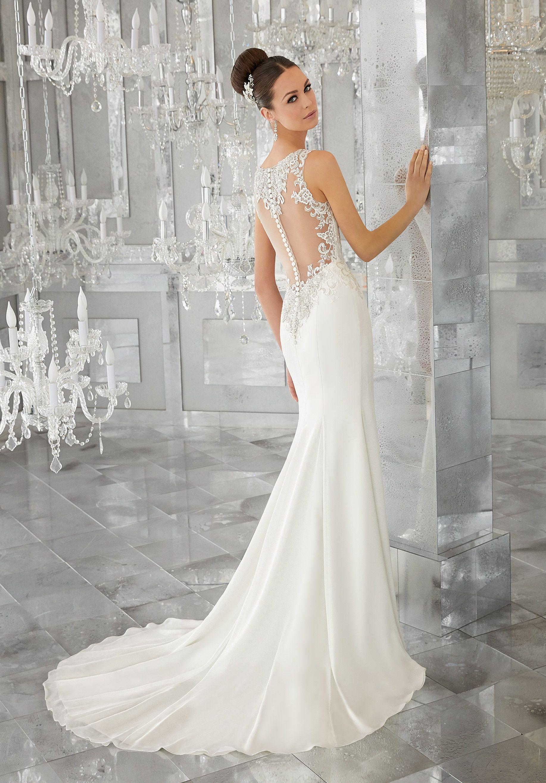 Myka wedding dress wedding pinterest chiffon wedding dresses