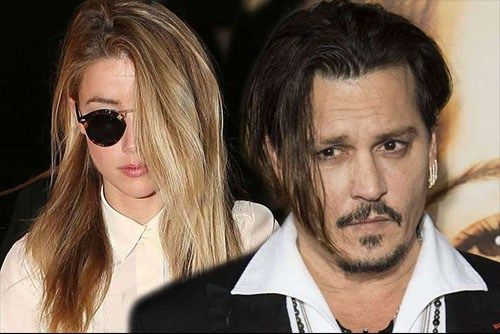 A Video Showing A Furious Johnny Depp Arguing With His Then Wife Amber Heard While Appearing To Throw A Wine Bottle And A Glass Johnny Depp Johnny Amber Heard
