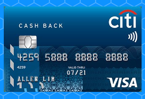 We know that Citibank issues different types of Card but