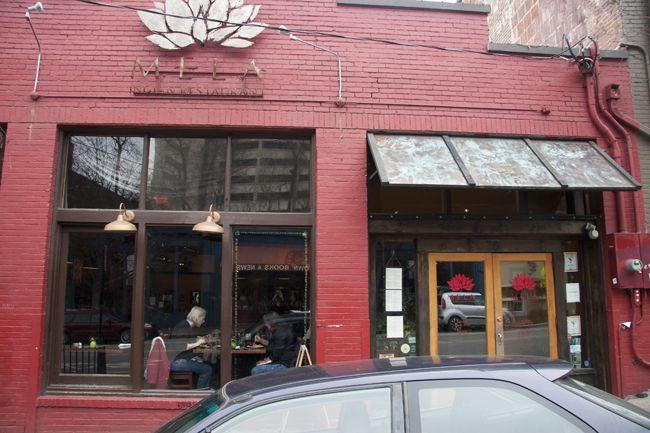 Mela Exterior Mela Indian Restaurant Asheville Nc Indian Food Just Doesn T Get Much Better Than This Restaurant Exterior Indian Food Recipes Restaurant