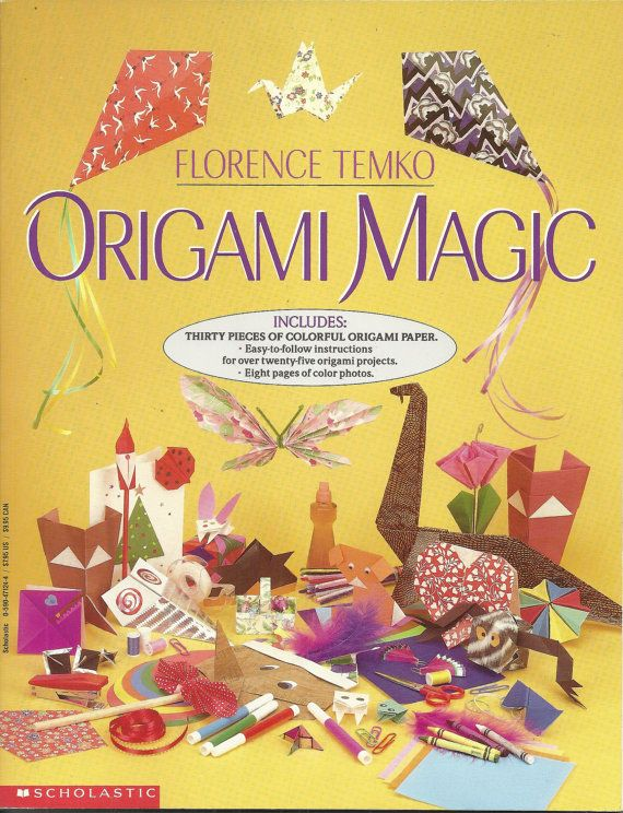 Origami Magic Ball Wonders (book presentation) - YouTube   744x570