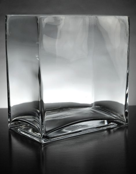 1200 Sale Price This Is A Sturdy Heavy Thick Glass Vase This