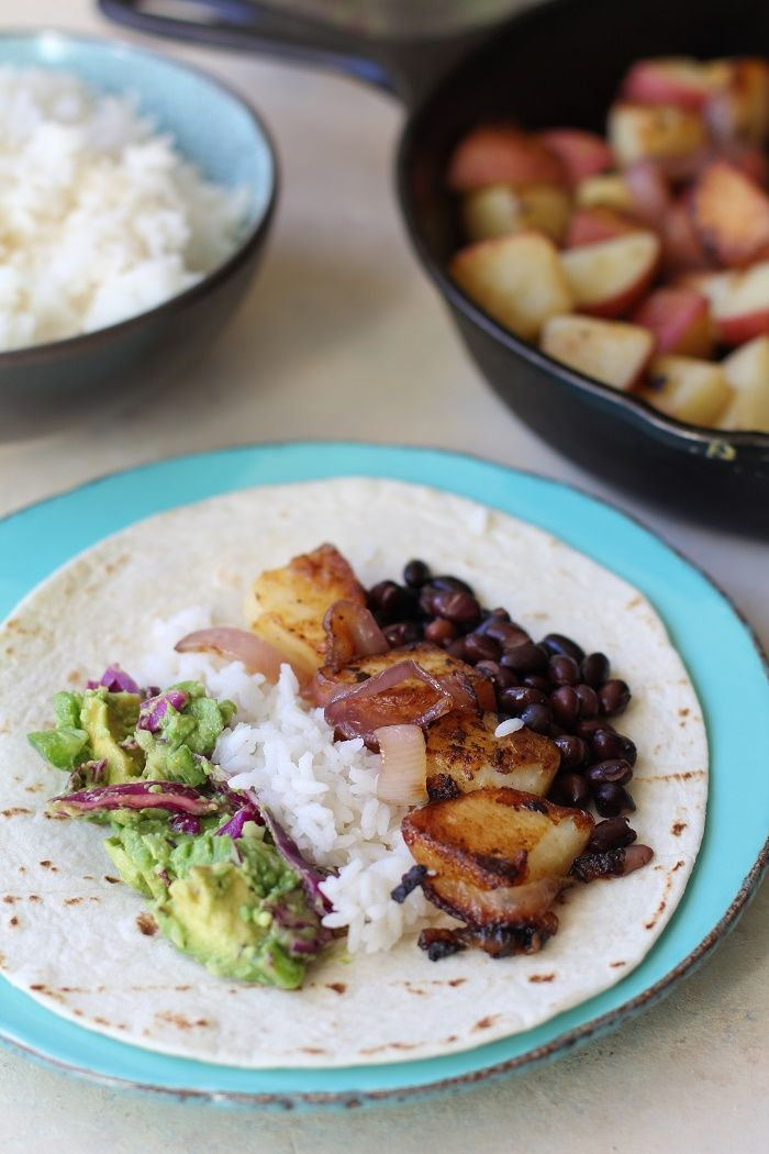 Vegan Breakfast Burritos Cookbook Review Giveaway