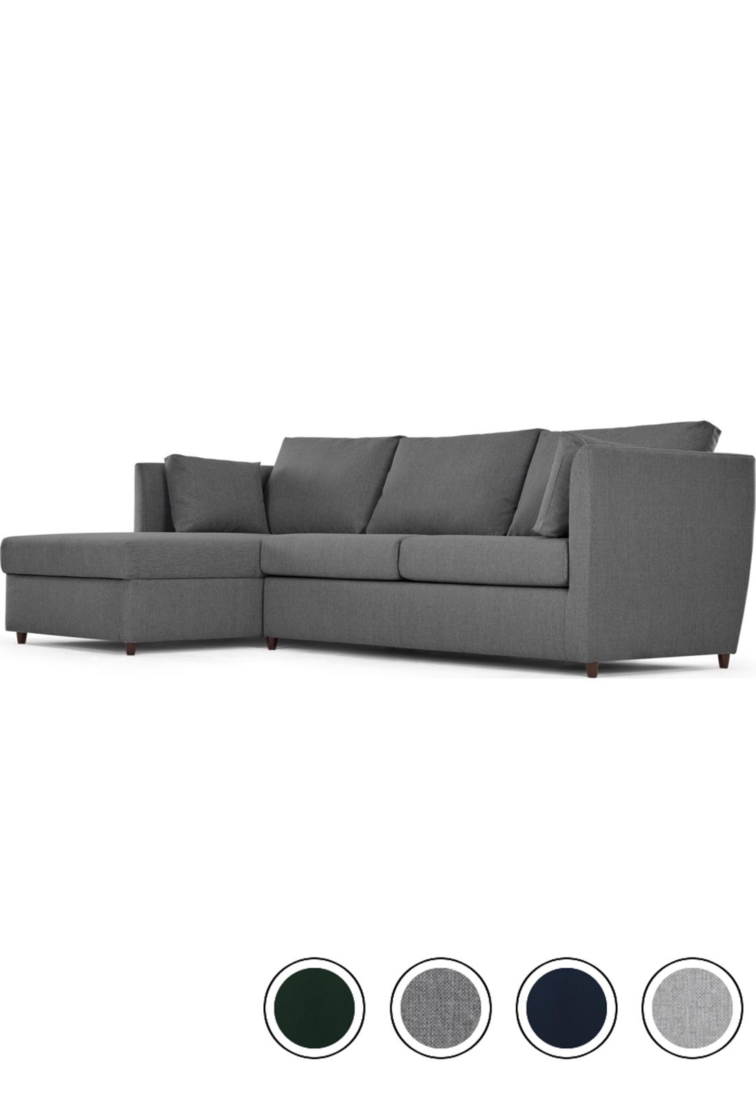 Made Night Grey Corner Sofa Bed Corner Sofa Bed With Storage Sofa Bed Sofa Bed With Chaise