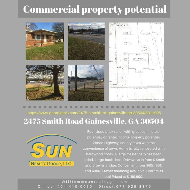 2475 s smith rd gainesville ga 30504 your real estate