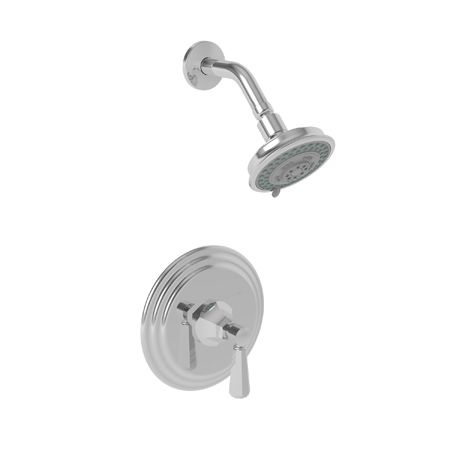 Metropole Balanced Pressure Shower Trim Set 3 1234bp