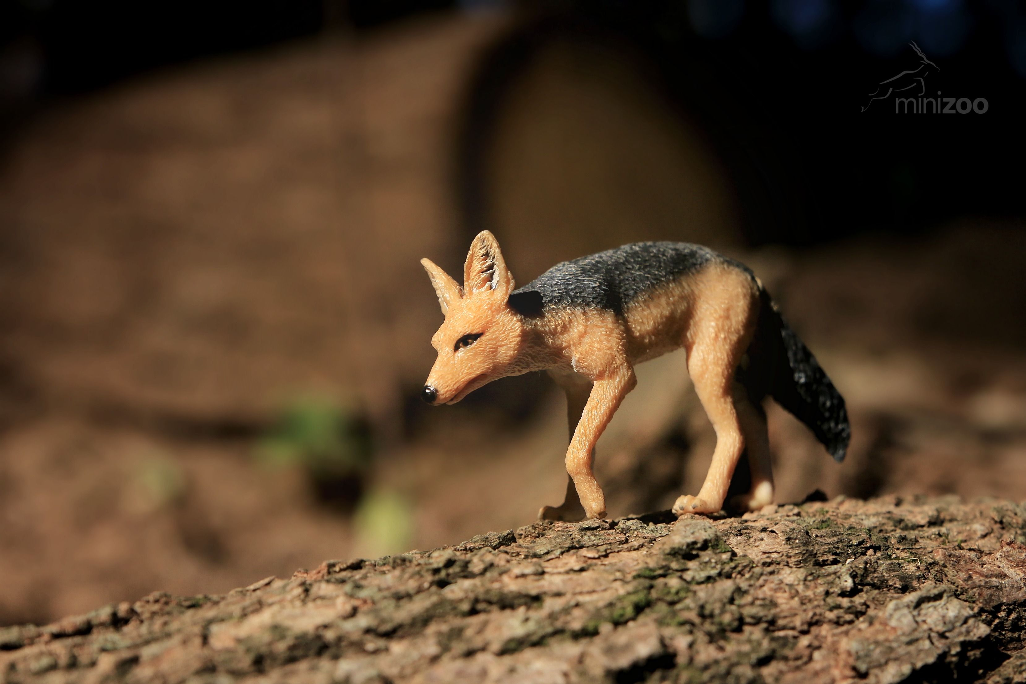 CollectA BLACK-backed JACKAL