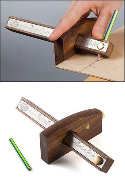 Wood Marking Gauge Tactik Pinterest Outils, Bricolage et Outillage