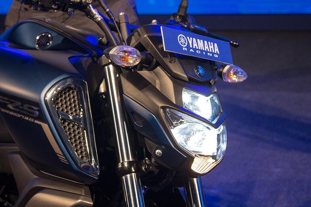 Yamaha Fz Fz S Fi Version 3 0 Abs Photos Yamaha Fz