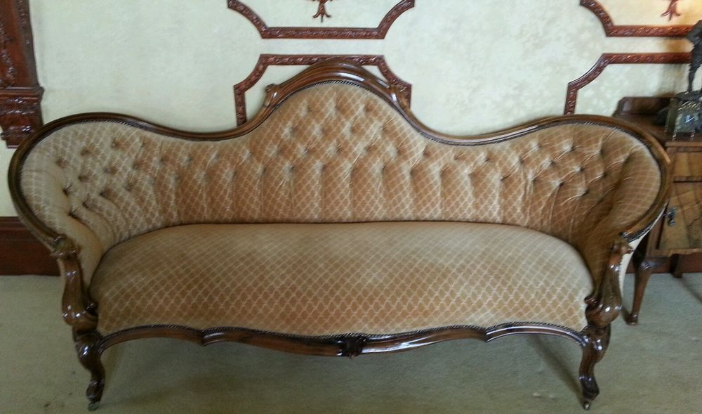 Victorian Walnut Double Ended Chaise Longue Recently Upholstered in on double ended bench, double ended curio, double ended rocking chair, double ended bar, double ended settee, double ended couch, double ended lamps,