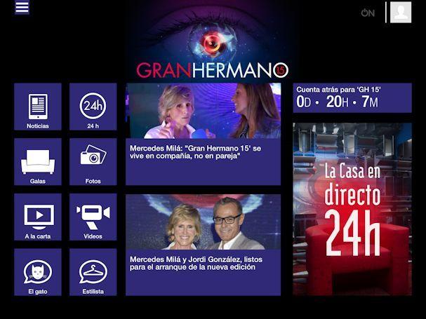 40 Ideas De Gran Hermano 15 Y Gh Vip Hermanas Telecinco Es Por Tv