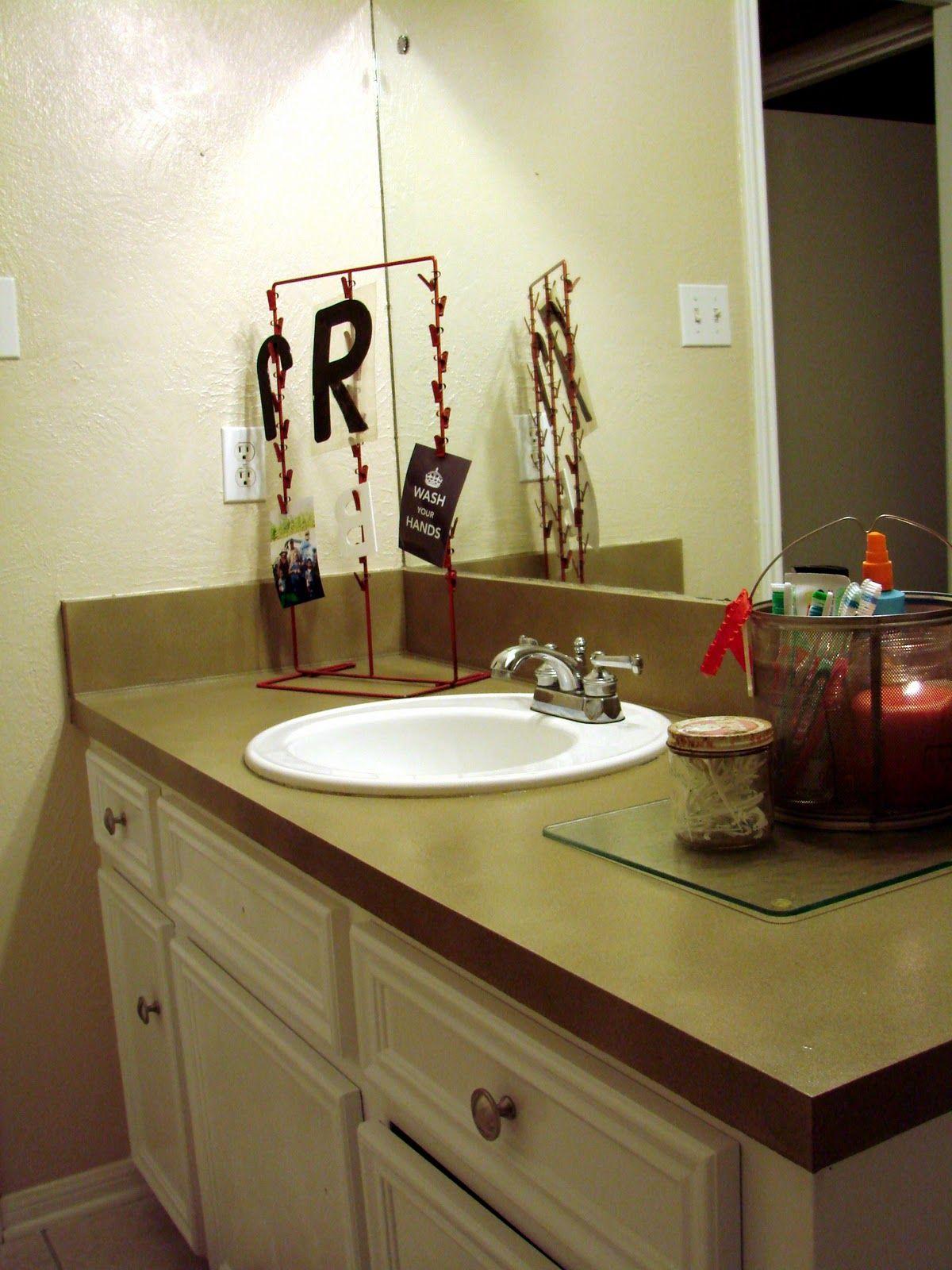 How To Paint Bathroom Countertops Arxiusarquitectura