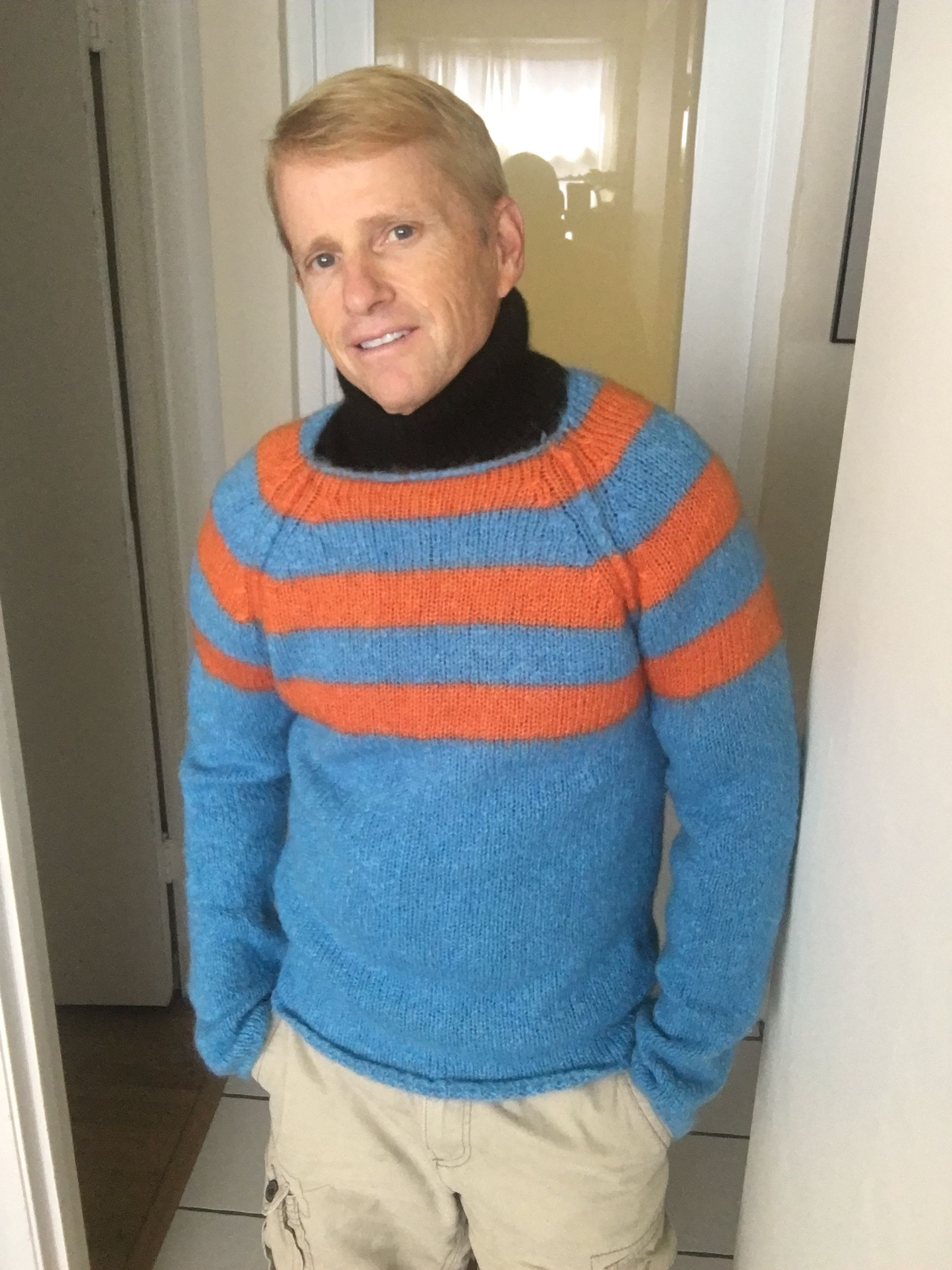 Wool Sweater Fetish