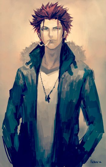 Download K Project Red King  Background