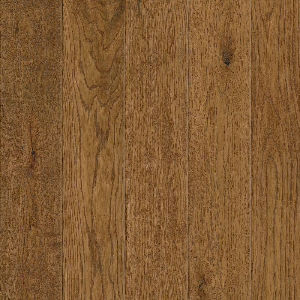 Bruce American Vintage Scraped Prairie Oak 3 4 In T X 5 In W X Varying L Solid Hardwood Flooring 23 5 Sq Ft Case Samv5pr The Home Depot Solid Hardwood Floors Hardwood Floors Hardwood