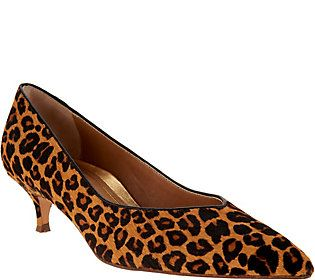 e2e509d15a Vionic Haircalf Kitten Heel Pumps - Josie in 2019 | Products ...
